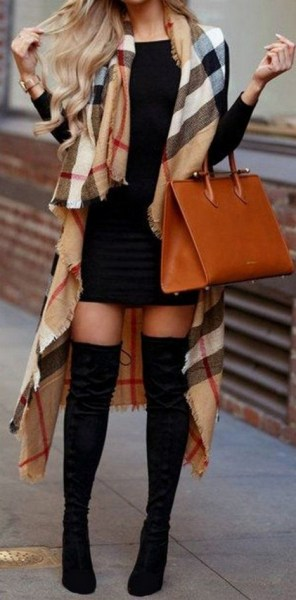 45 Fashionable Fall Outfits This Year 24