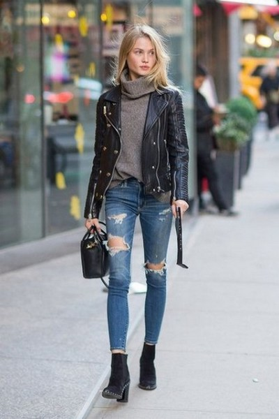 45 Fashionable Fall Outfits This Year 27
