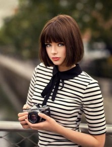 60 Dare to be Sexy with Short Hairstyle Look 49