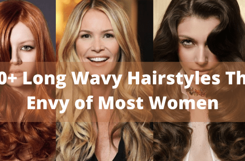 Long Wavy Hairstyles The Envy of Most Women