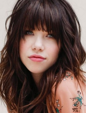 100 Ways to Look Younger with Stylish Bang Hairstyles 19
