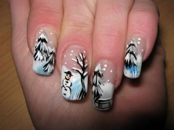 20 Cute Nail Art Designs Creative idea 03