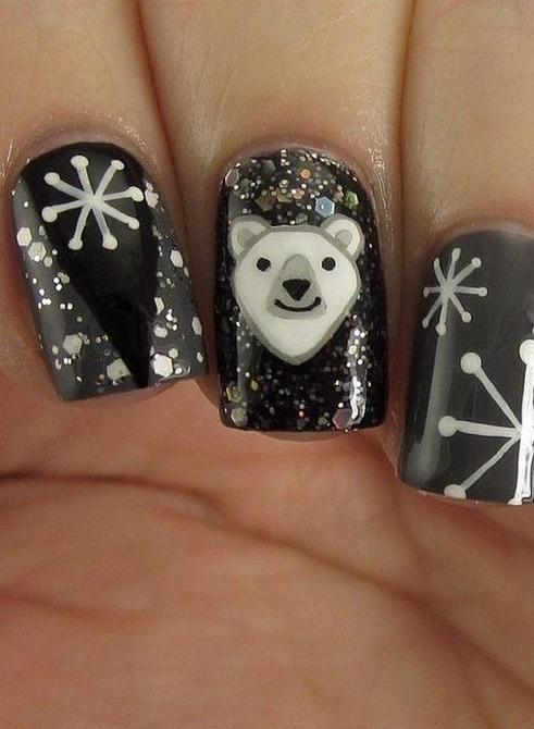 20 Cute Nail Art Designs Creative idea 07