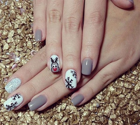20 Cute Nail Art Designs Creative idea 11