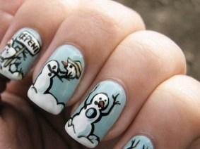 25 Fun Winter Nail Design Ideas 10