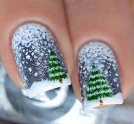 25 Fun Winter Nail Design Ideas 17