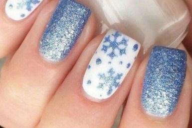 25 Fun Winter Nail Design Ideas 29