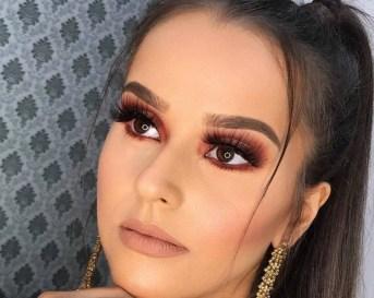 49 Ideas Glam Valentines Night Makeup Look 27