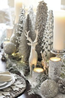 50 How to Arrange a Dining Table for Christmas Occasion 15