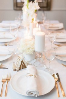 50 How to Arrange a Dining Table for Christmas Occasion 3