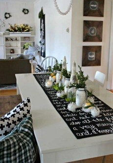 50 How to Arrange a Dining Table for Christmas Occasion 38