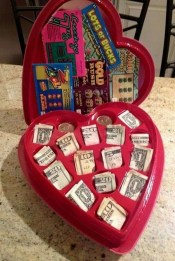50 Inspiring Romantic DIY Valentines Gift Ideas 52
