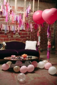 50 Romantic Valentines Party Decoration You Need to See 10