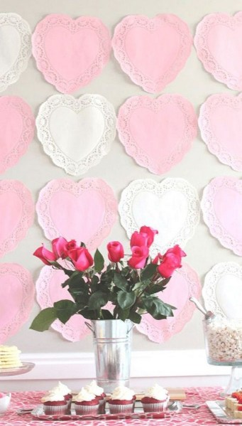 50 Romantic Valentines Party Decoration You Need to See 44