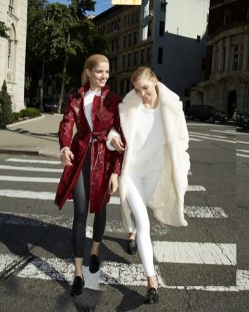 80 Fashionable Women Faux Fur Coats Look 35