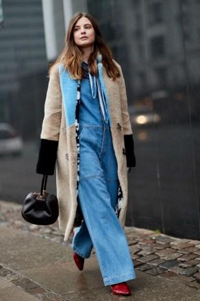 80 Fashionable Women Faux Fur Coats Look 82