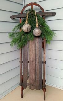How Stunning Rustic Christmas Decorations Ideas 25