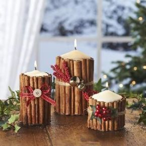 How Stunning Rustic Christmas Decorations Ideas 31