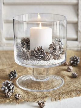 How Stunning Rustic Christmas Decorations Ideas 41