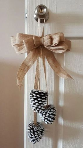 How Stunning Rustic Christmas Decorations Ideas 49