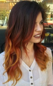 35 Fall hair colors you need to see Ideas 09