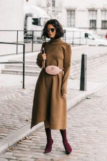 40 How to Wear Waist Bags Ideas 16
