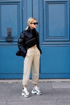 40 How to Wear Waist Bags Ideas 24