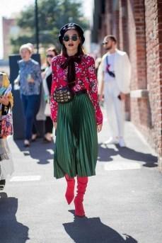 40 How to Wear Waist Bags Ideas 25