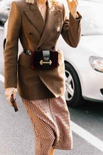 40 How to Wear Waist Bags Ideas 29