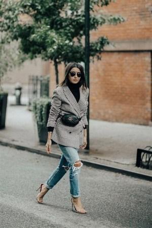40 How to Wear Waist Bags Ideas 43