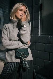 40 How to Wear Waist Bags Ideas 47
