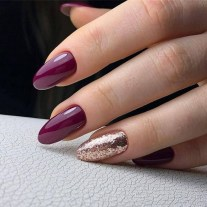47 Simple Nail Art Design for This Winter Season Inspiration 13