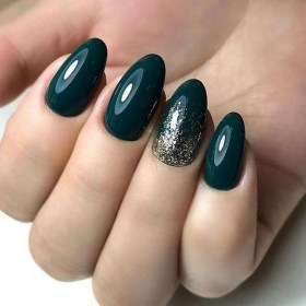 47 Simple Nail Art Design for This Winter Season Inspiration 19