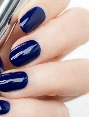 47 Simple Nail Art Design for This Winter Season Inspiration 21
