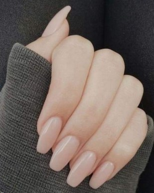 47 Simple Nail Art Design for This Winter Season Inspiration 29