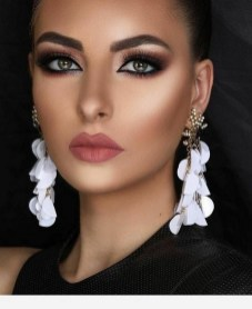 50 Bridal Smokey Eye Makeup Ideas 09