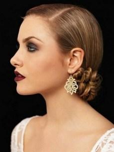50 Bridal Smokey Eye Makeup Ideas 16