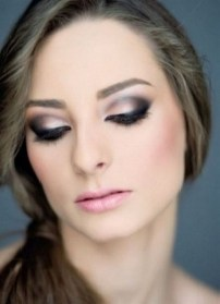 50 Bridal Smokey Eye Makeup Ideas 29