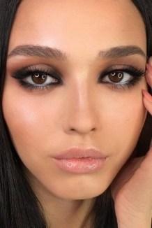 50 Bridal Smokey Eye Makeup Ideas 34