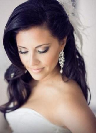 50 Bridal Smokey Eye Makeup Ideas 39