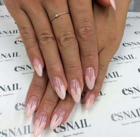 50 Nail Art Ideas for Valentines Day You Need to See 05