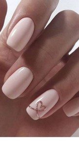 50 Nail Art Ideas for Valentines Day You Need to See 20