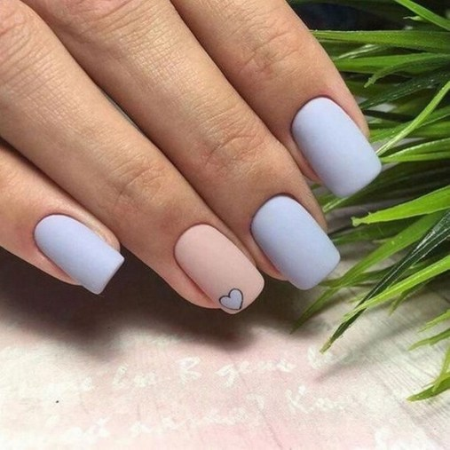 50 Nail Art Ideas for Valentines Day You Need to See 32