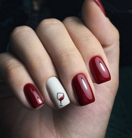 50 Nail Art Ideas for Valentines Day You Need to See 65