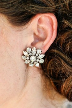 50 Stud Earring for Wedding Brides Ideas 02