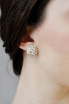 50 Stud Earring for Wedding Brides Ideas 03