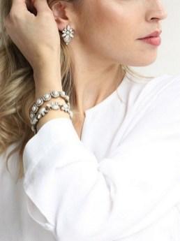 50 Stud Earring for Wedding Brides Ideas 08