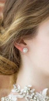 50 Stud Earring for Wedding Brides Ideas 10