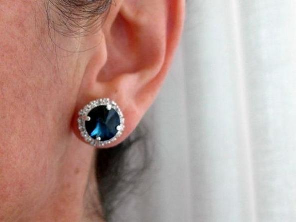 50 Stud Earring for Wedding Brides Ideas 22