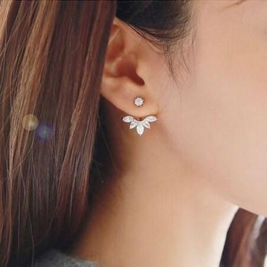 50 Stud Earring for Wedding Brides Ideas 32